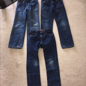 Other - Size 8 boys jeans - EUC!
